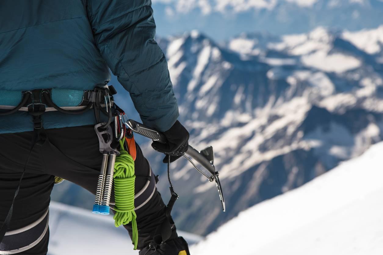 matériel alpinisme